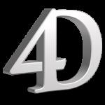 4d_Logo_3D
